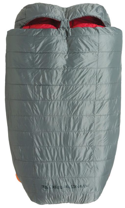 double sleeping bag rental