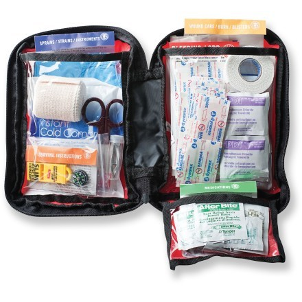 Fist Aid Kit - Rent or Buy Adventure Kit 2.0 for 1-4 People