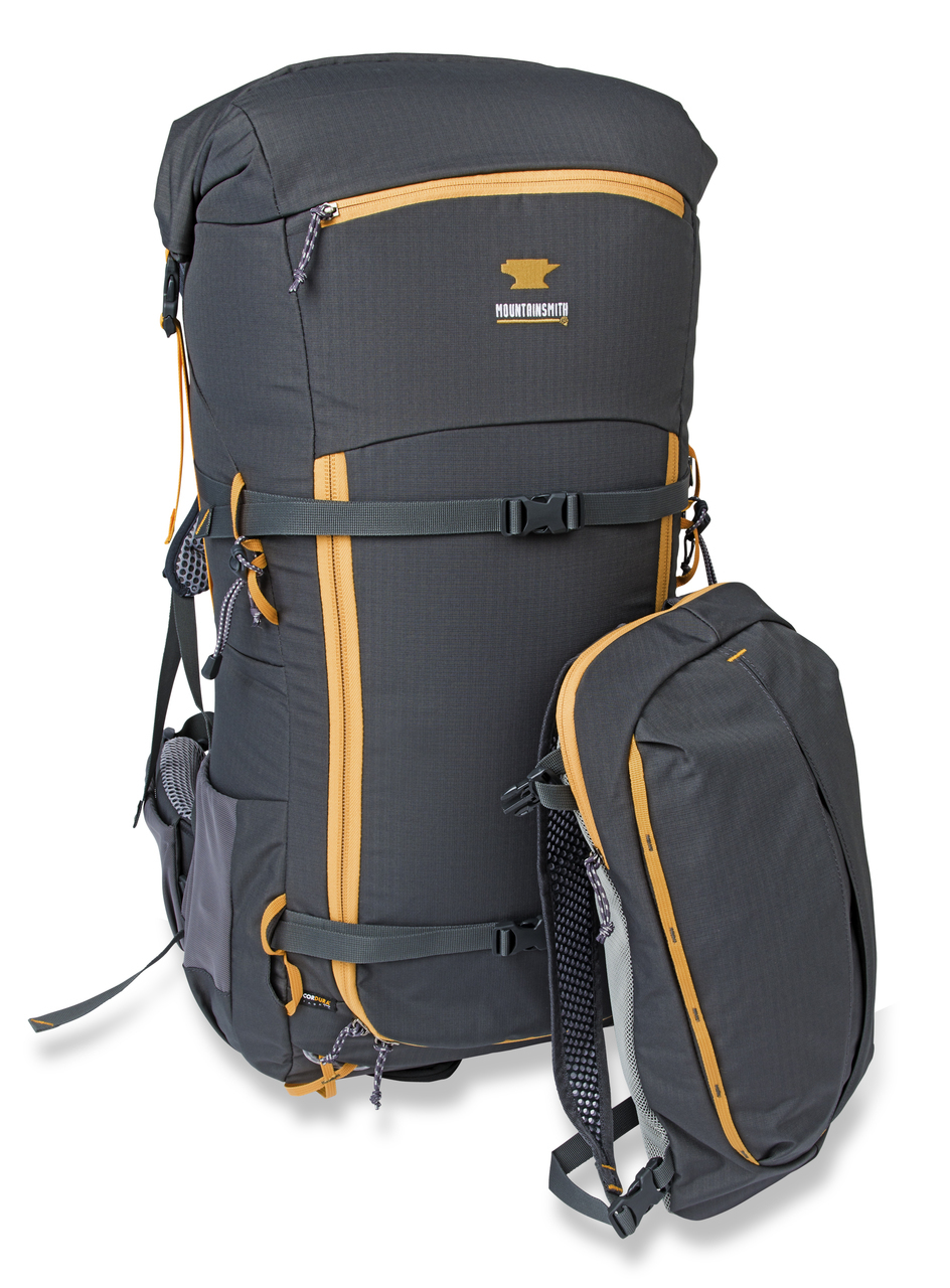 sale retailer 9cfb4 d912e Mountainsmith Lariat 65 Backpack - Gently Used