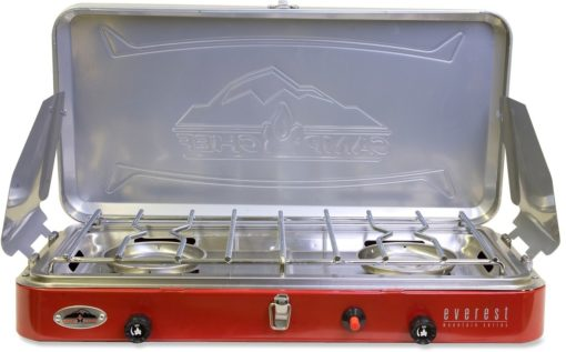 used camping stove