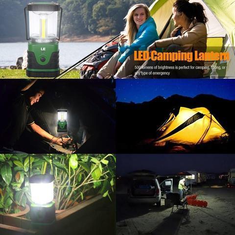 Lighting Gear Rental - LED Camping Lantern