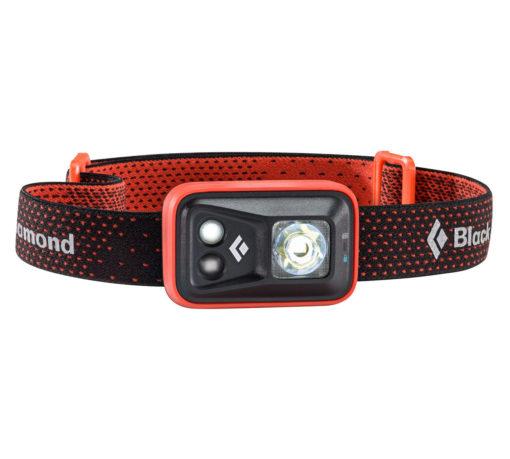 Lighting Gear Rental - Black Diamond Spot Headlamp for Backpackers or Around Camp