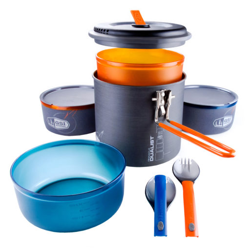 Cooking Gear Rental -  Ultralight Backpacking Cookset for Two