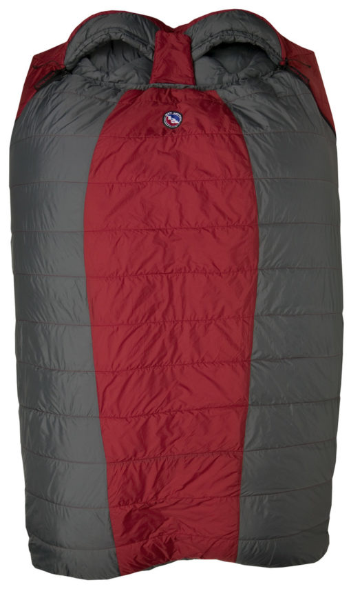 Sleeping Gear Rental - Rent Double Sleeping Bag with Air Pads
