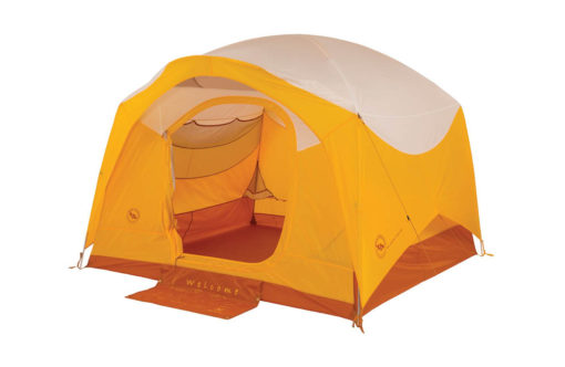 Camping Tent Rental - Big Agnes Large 6 Person Tent