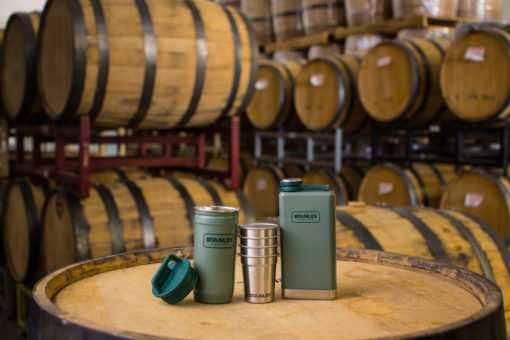 Stanley Adventure Flask and Shot Glass Set
