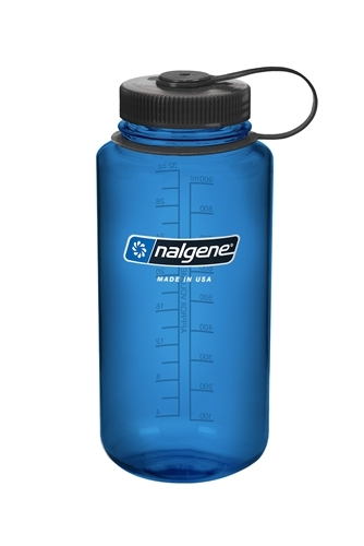 Water Bottle - Purchase Nalgene Wide Mouth 32oz