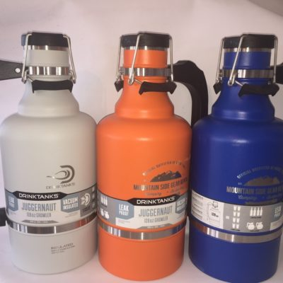 DrinkTanks 128oz Insulated Growler