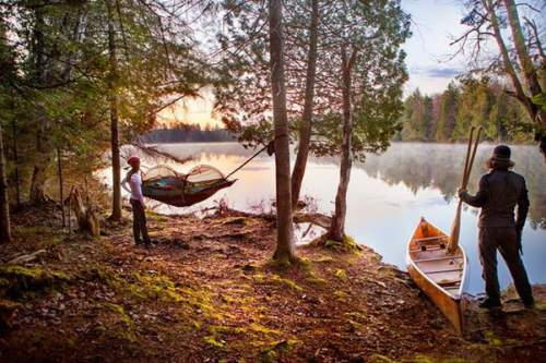 Camping Hammock - Rent the Blue Ridge Camping Hammock