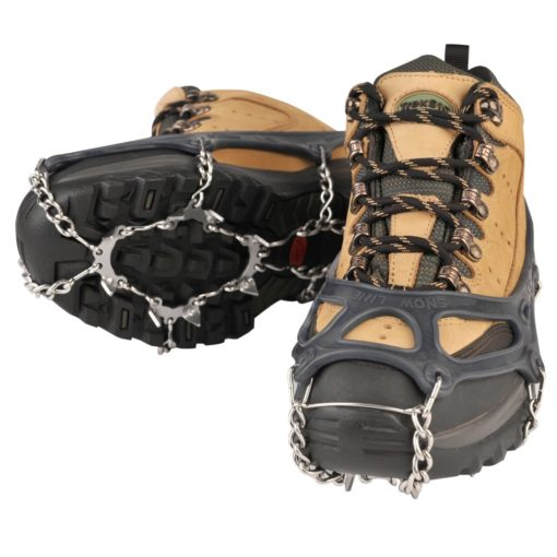 Microspikes for Winter Hiking - Chainsen Pro