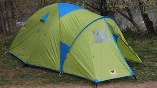 used tents