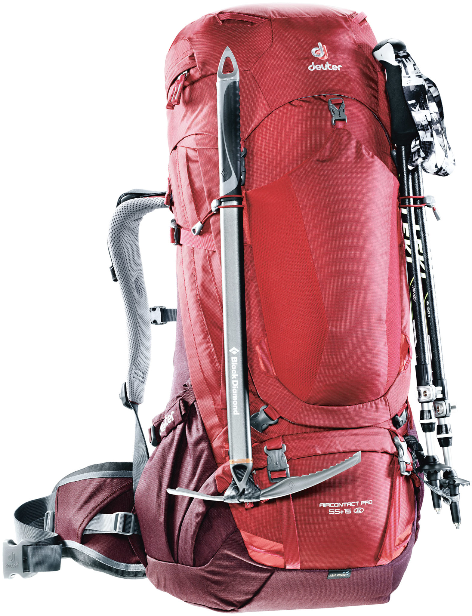 6dc6f3e43fb3b Deuter AirContact Pro 65+15 L Female Specific Backpack