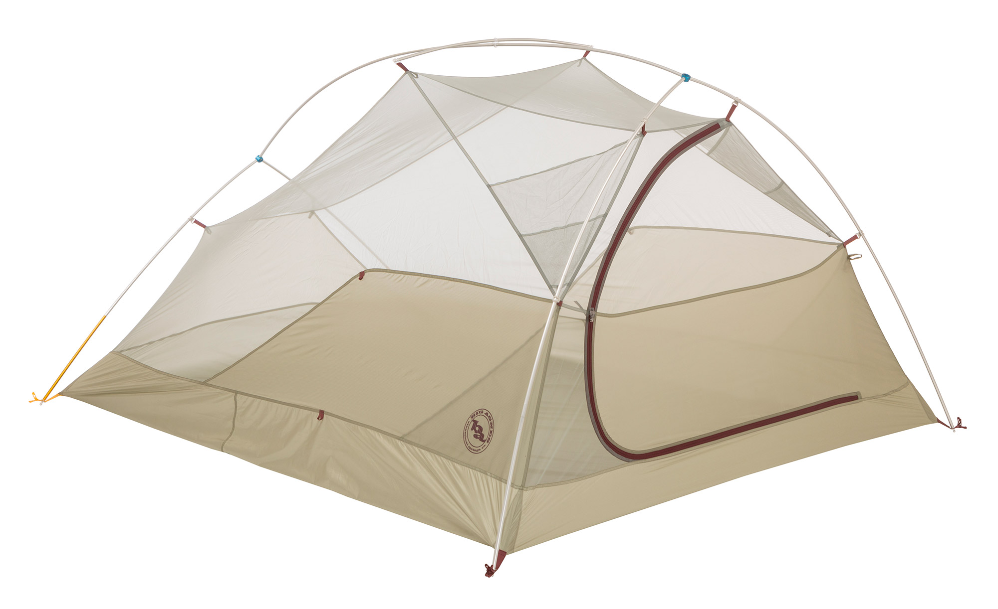 Man Tent Ultralight Backpacking