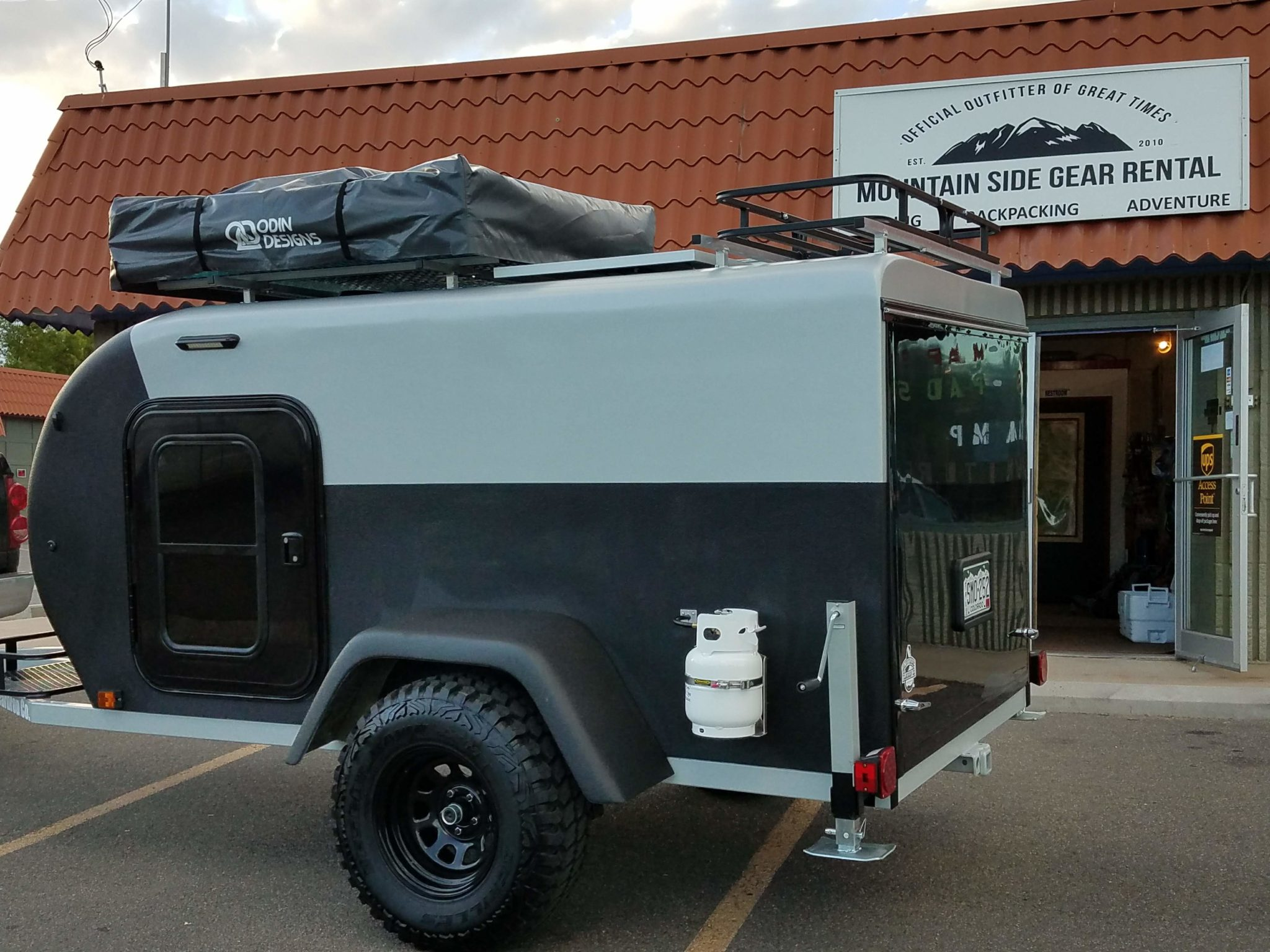 Teardrop Camper Trailer Rental - Rent A Camper From Denver