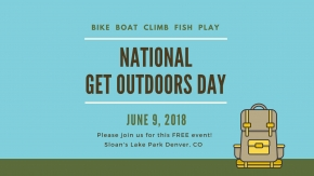 National Get Outdoors Day: A Reason to Step Outside