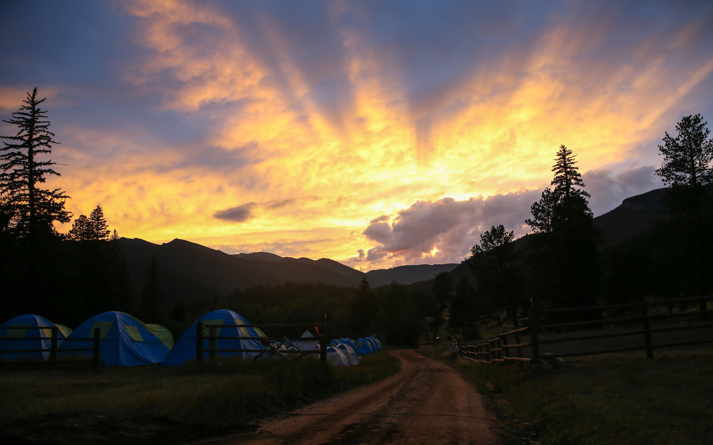 Camping Tent Rentals Denver